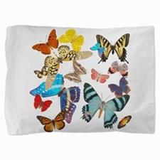 Beautiful Butterflies Pillow Sham