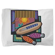 Weaving Pillow Sham