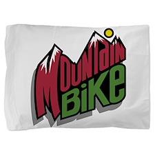 Mountain Bike 2 Pillow Sham