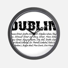 famous places Wall Clock