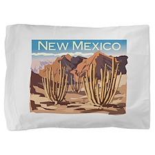 New Mexico Desert Pillow Sham