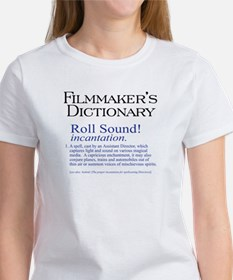 Film Dctnry: Roll Sound! Tee