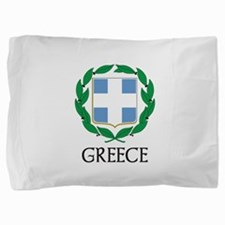 Coat of Arms of Greece Pillow Sham
