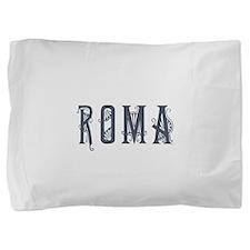 Roma 2 Pillow Sham