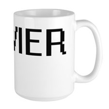 Xzavier Digital Name Design Mugs