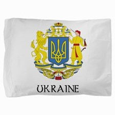 Coat of Arms of Ukraine Pillow Sham