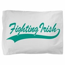 Fighting Irish Pillow Sham