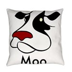 Moo Cow Everyday Pillow
