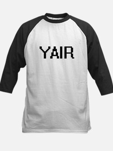 Yair Digital Name Design Baseball Jersey