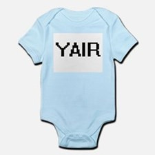 Yair Digital Name Design Body Suit