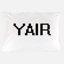 Yair Digital Name Design Pillow Case