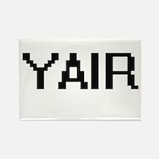 Yair Digital Name Design Magnets