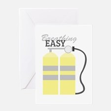 Breathing Easy Greeting Cards