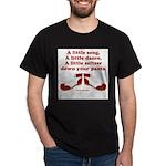 CHUCKLES THE CLOWN Dark T-Shirt