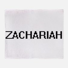 Cute Zachariah Throw Blanket