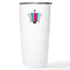 Paper & Pencil Travel Mug