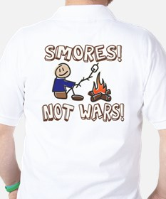 S'mores Not Wars! SMORES T-Shirt