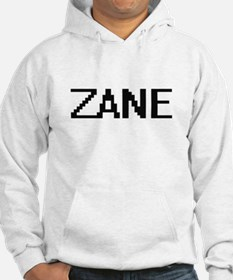 Zane Digital Name Design Hoodie