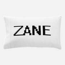 Zane Digital Name Design Pillow Case