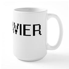 Zavier Digital Name Design Mugs