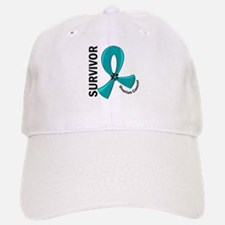 Ovarian Cancer Survivor 12 Baseball Baseball Cap