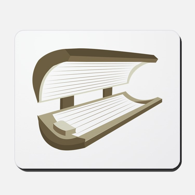 Tanning Bed Mousepad