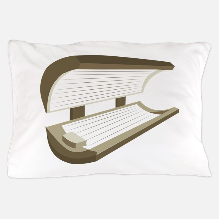 Tanning Bed Pillow Case