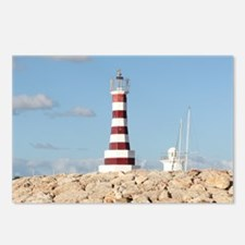 Caribbean Lighthouse Postcards (Package of 8)