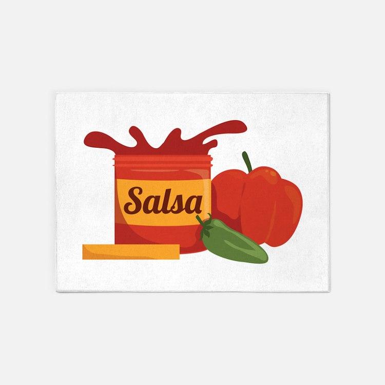 Salsa 5'x7'Area Rug
