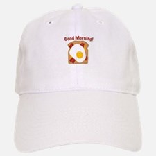 Good Morning Baseball Baseball Baseball Cap