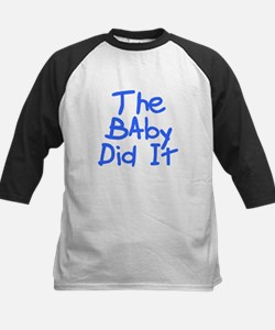 Twisted Imp The Baby Did It Tee