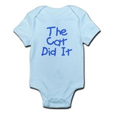 Twisted Imp The Cat Did It Onesie