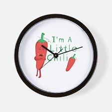 Little Chili Wall Clock
