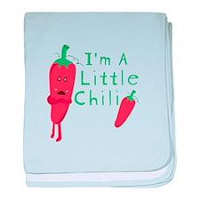 Little Chili baby blanket