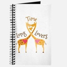 Time Long Lovers Journal