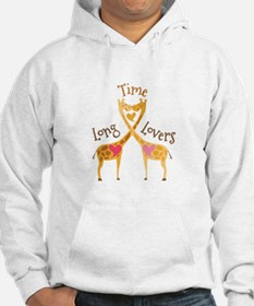 Time Long Lovers Hoodie