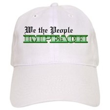 We The People Impeach Baseball Cap
