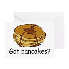 Got pancakes? Greeting Card