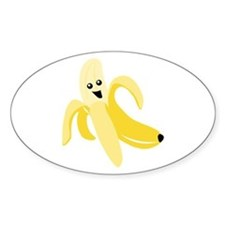 Silly Banana Decal