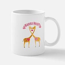 Wanna Neck? Mugs