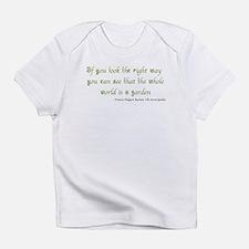 The Secret Garden Quote Infant T-Shirt
