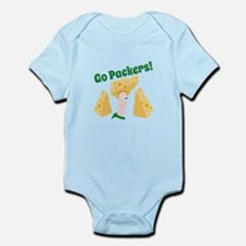 Go Packers Body Suit