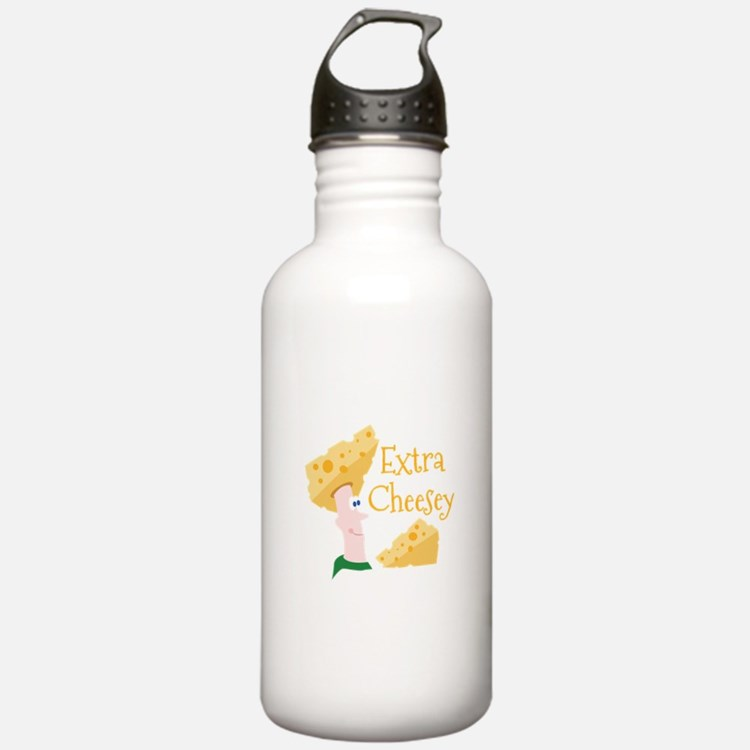 Extra Cheesy Water Bottle