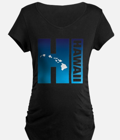 Funny Hawaii baseball T-Shirt