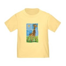 Cute Giraffe T