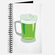 Green Beer Journal