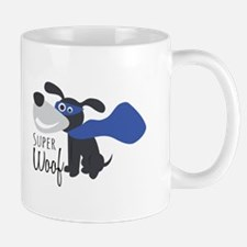 Super Woof Mugs