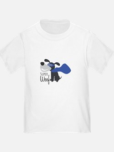 Super Woof T-Shirt