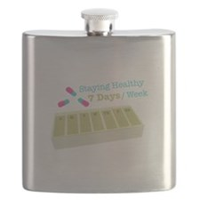 Staying Healthy Flask