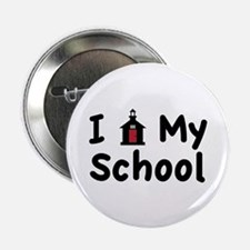 "My School 2.25"" Button (10 pack)"